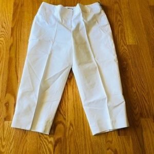 NewWithTag-NWT Ann Taylor Cropped Lined Pants 4P